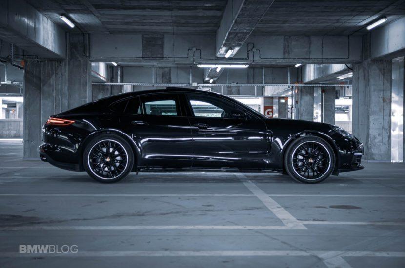 2020 Porsche Panamera review 33 830x550