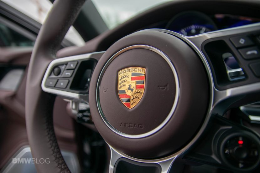 2020 Porsche Panamera review 54 830x553