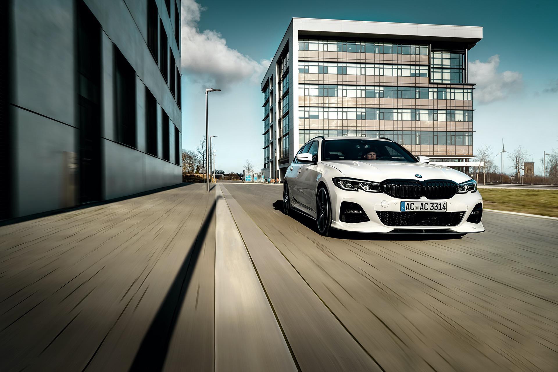 AC Schnitzer BMW 3 Series Touring 04