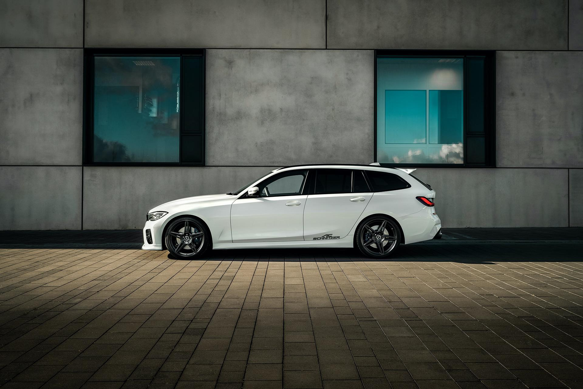 Ac Schnitzer Introduces A Tuning Program For The Bmw 3 Series Touring Upcoming Cars Library Up To Date