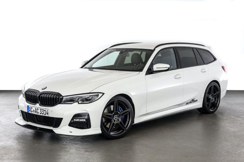 AC Schnitzer BMW 3 Series Touring 08 830x553