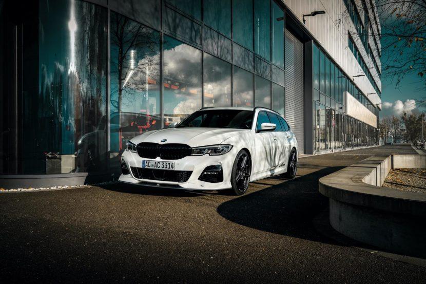 AC Schnitzer BMW 3 Series Touring 12 830x553