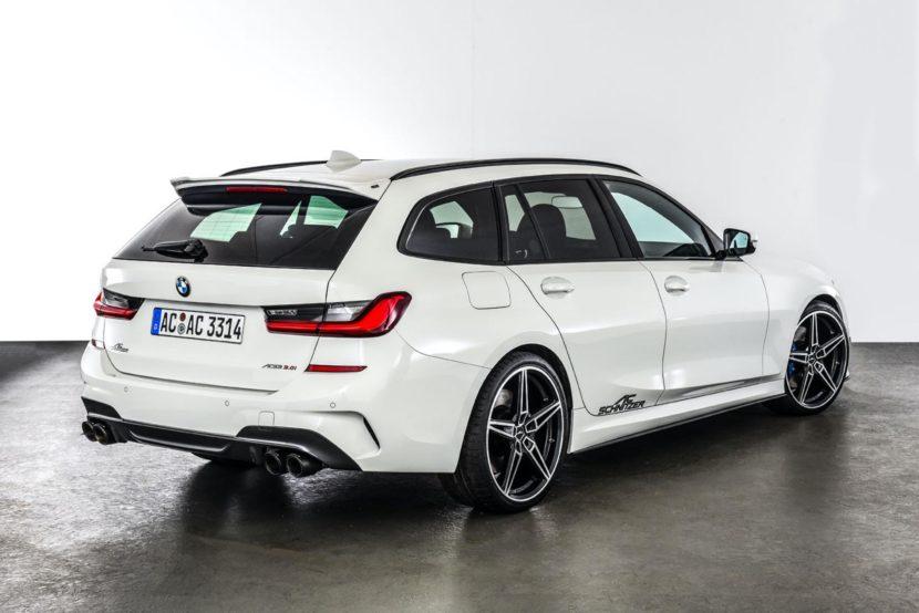 AC Schnitzer BMW 3 Series Touring 13 830x554