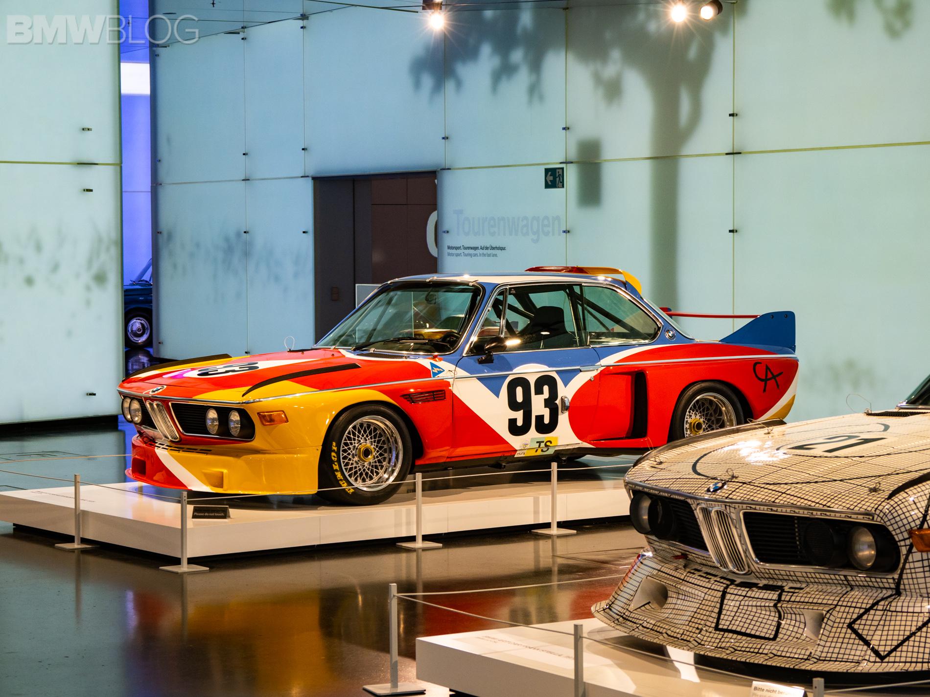 Alexander Calder BMW 3.0 CSL 1