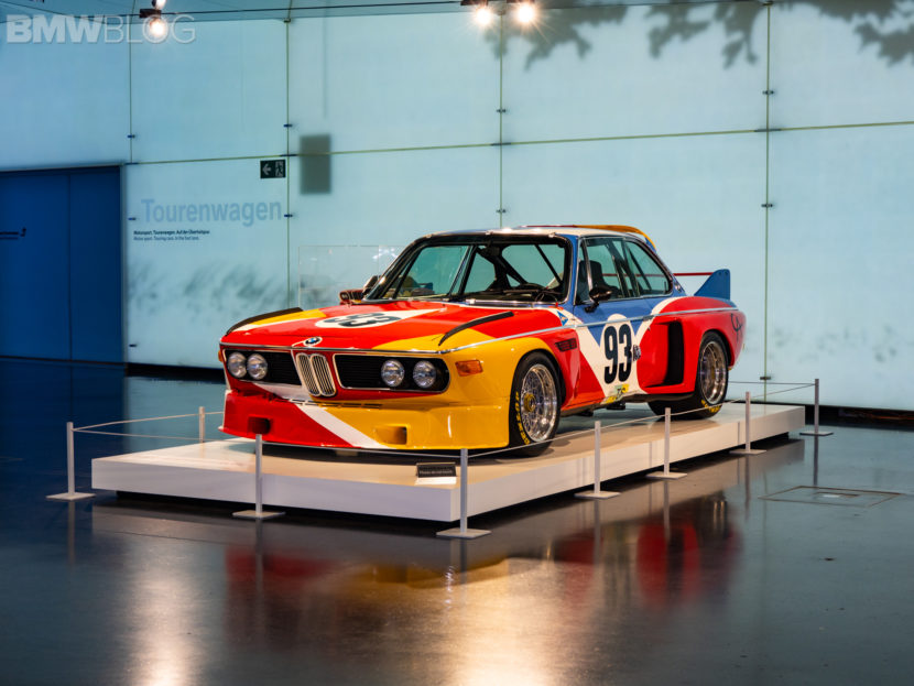 Alexander Calder BMW 3.0 CSL 2 830x623
