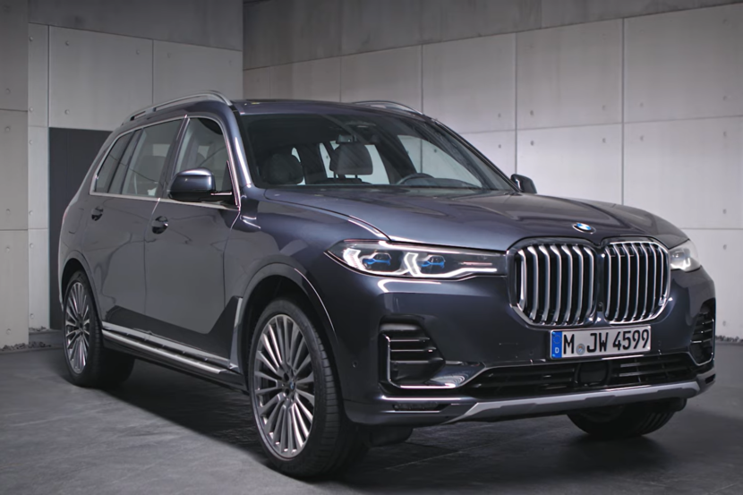 Arctic Grey BMW X7 Design Pure Excellence G07 830x553