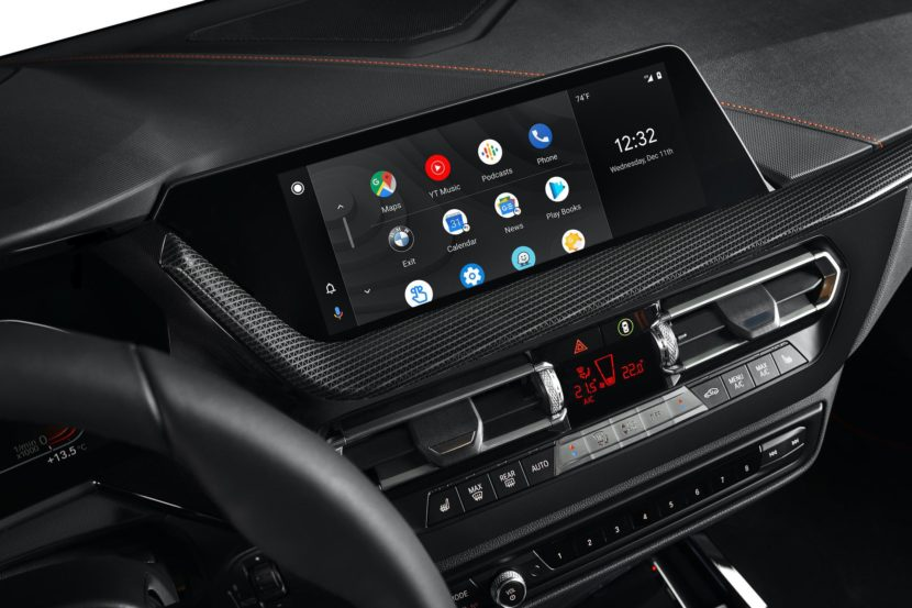 BMW Android Auto 00 830x553