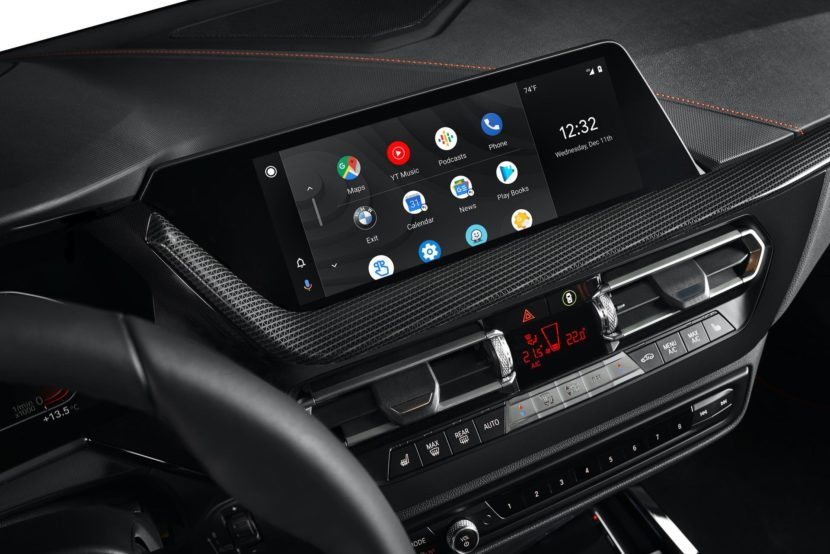 BMW Android Auto 00 830x554