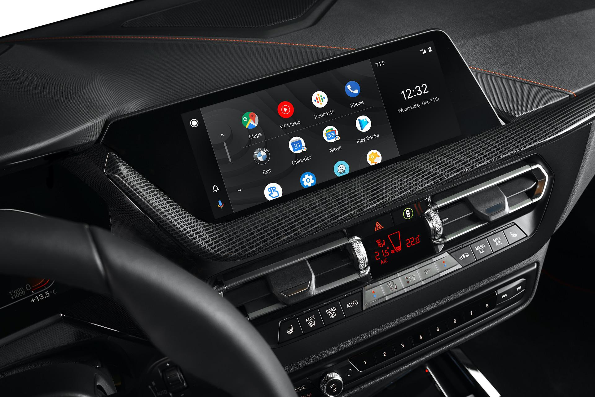 BMW Android Auto 00