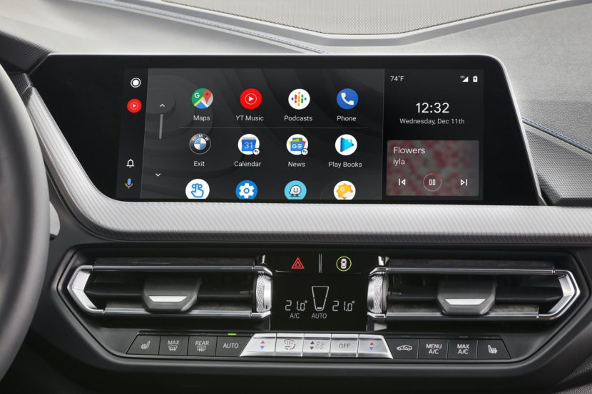 BMW Android Auto 01 830x553