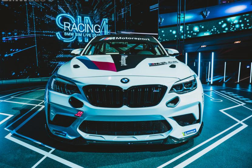 BMW M2 CS Racing photos 27 830x553