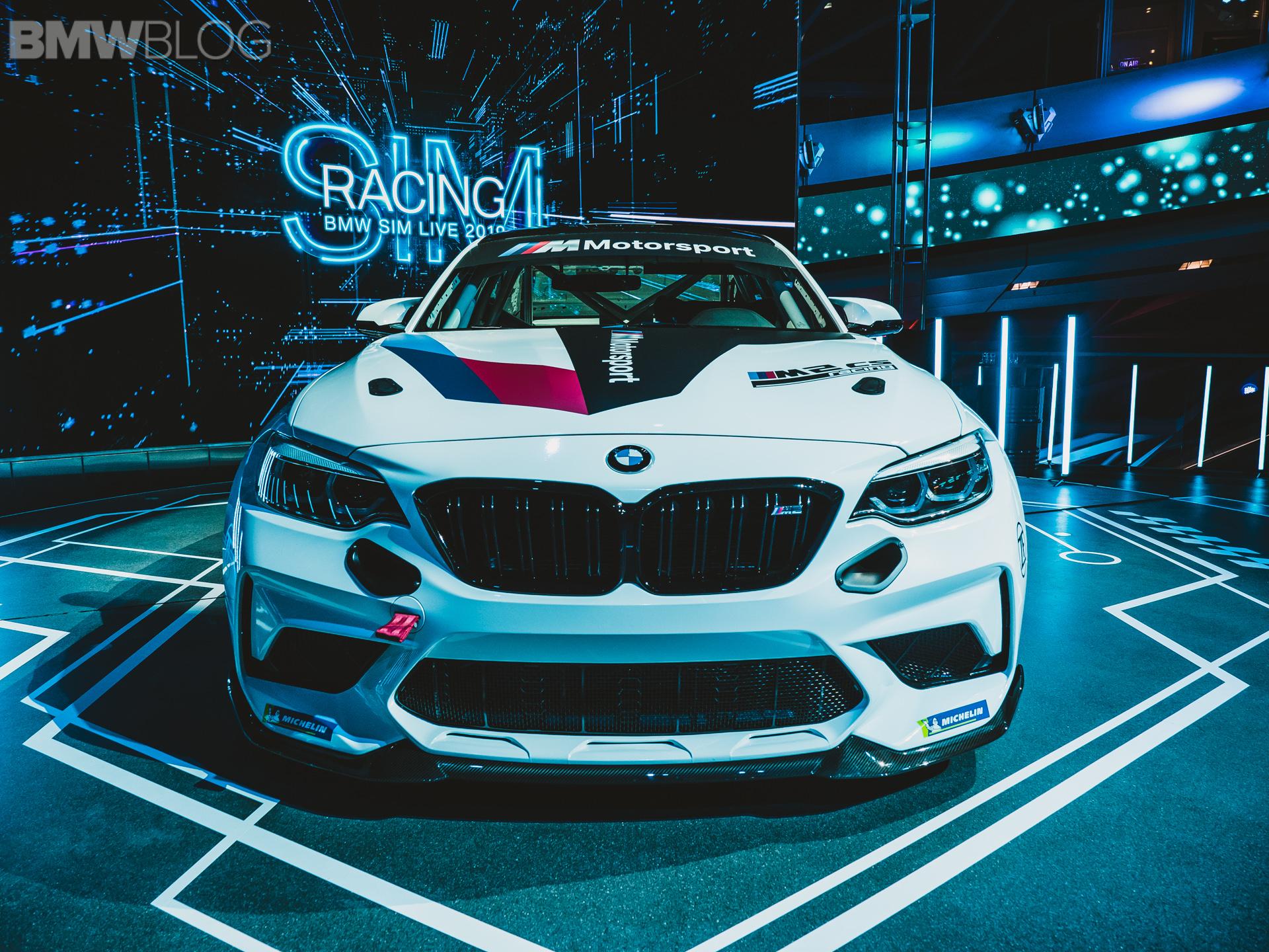 BMW M2 CS Racing photos 27