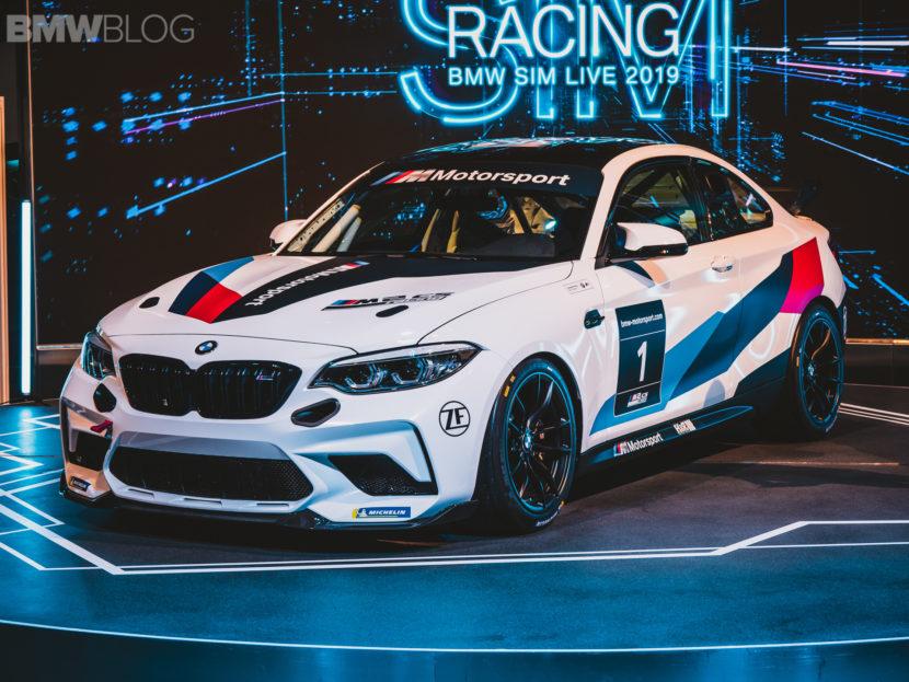 BMW M2 CS Racing photos 38 830x623
