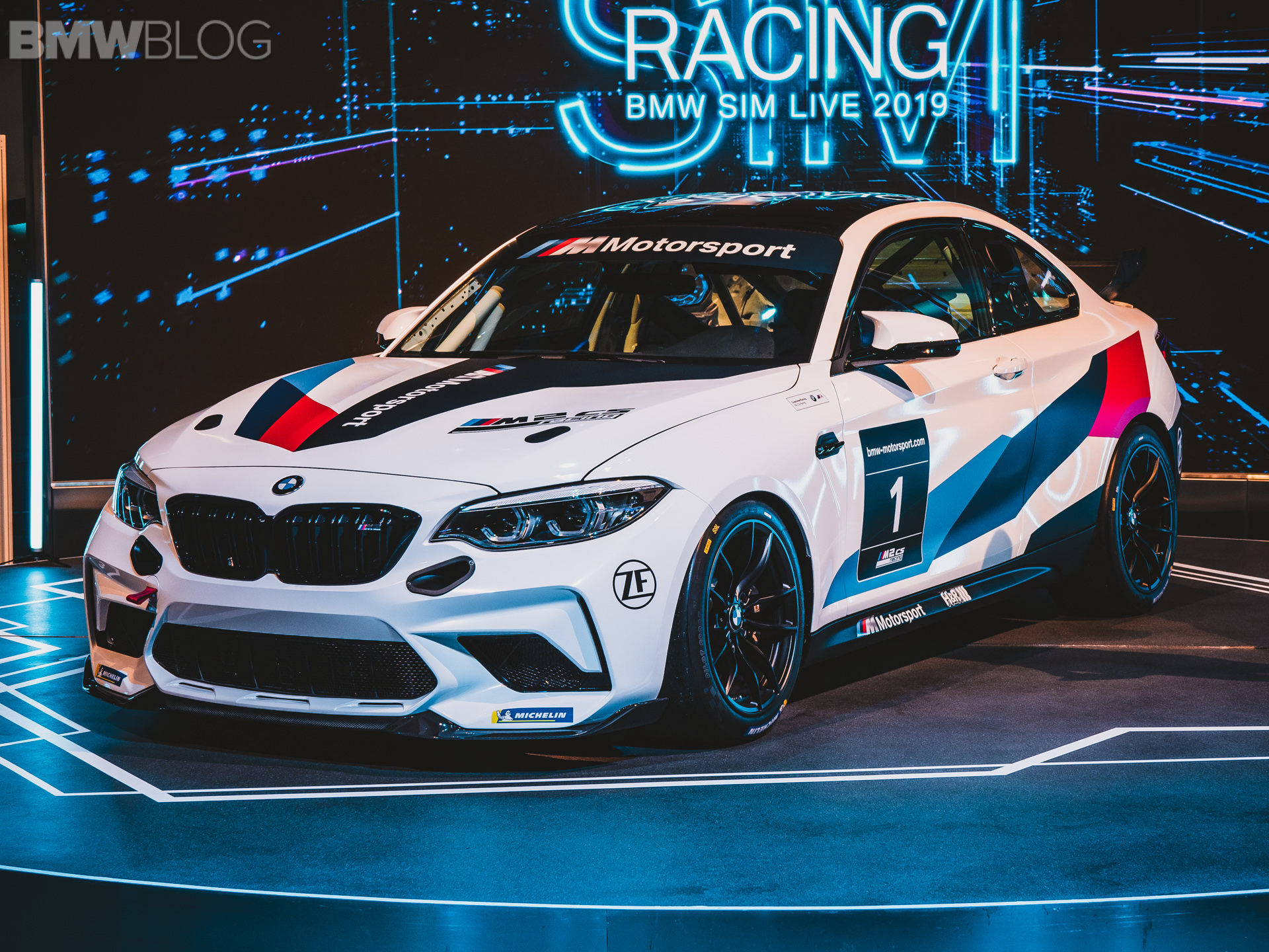 Bmw M2 Cs Racing Exclusive First Look At Latest Racing Car