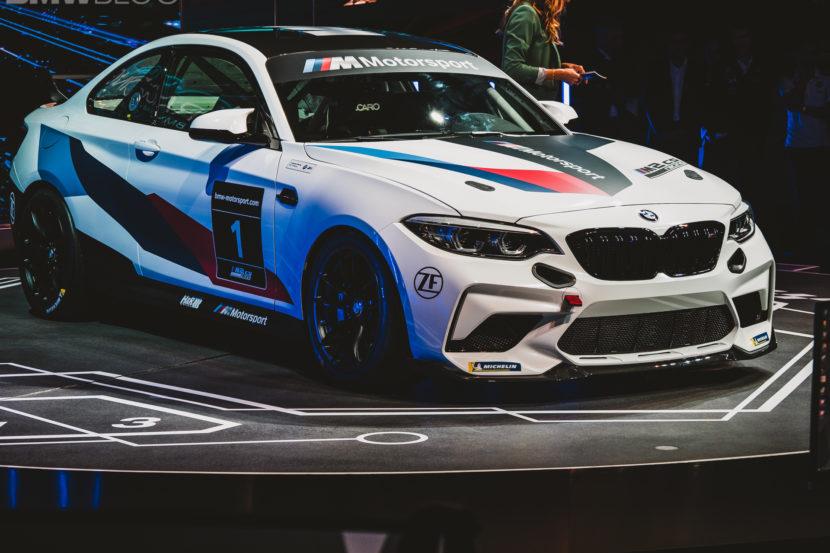BMW M2 CS Racing photos 5 830x553