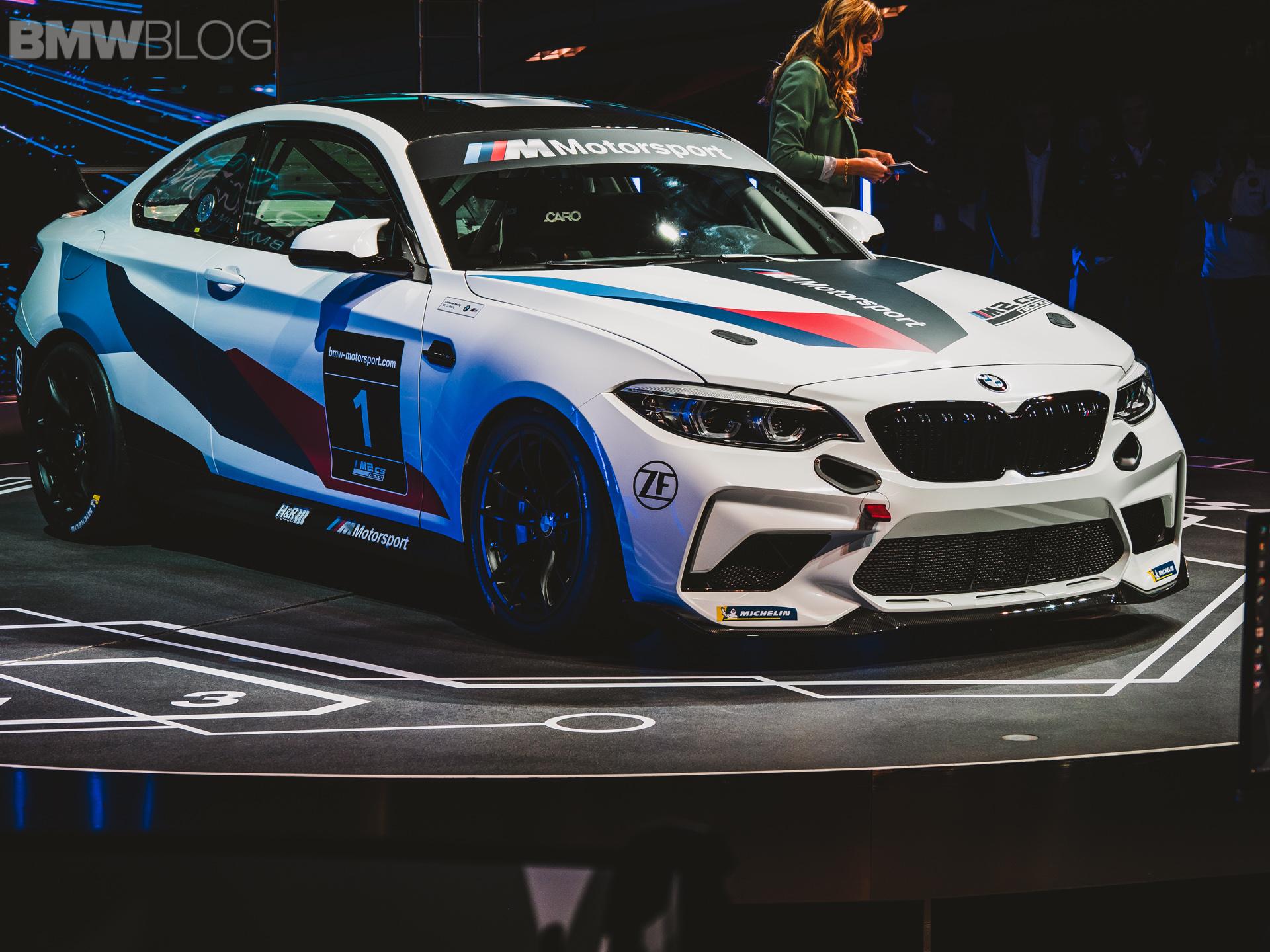 BMW M2 CS Racing photos 5