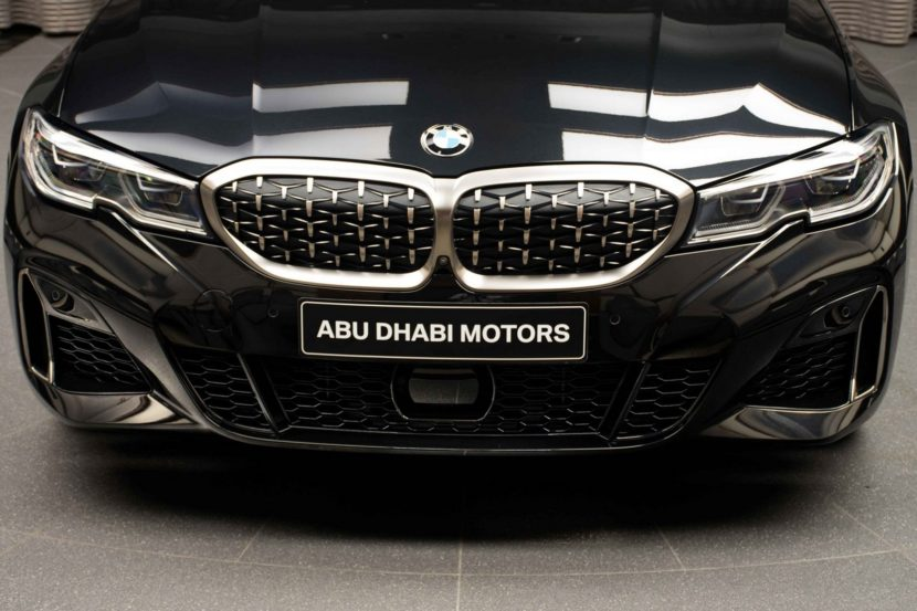 BMW M340i xDrive G20 with BMW Individual appointments 20 830x553