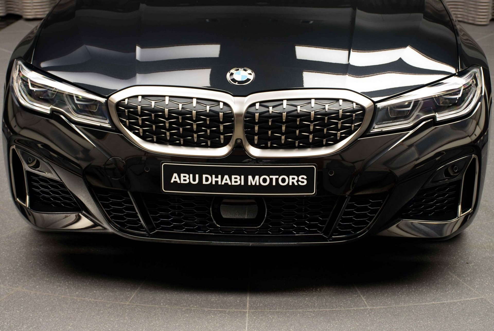 BMW M340i xDrive G20 with BMW Individual appointments 20