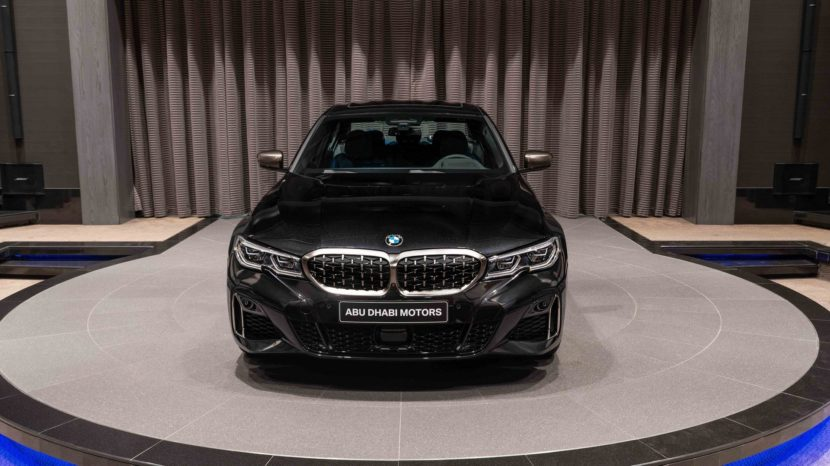 BMW M340i xDrive G20 with BMW Individual appointments 3 830x466