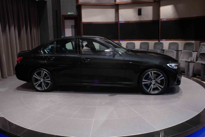 BMW M340i xDrive G20 with BMW Individual appointments 4 830x553