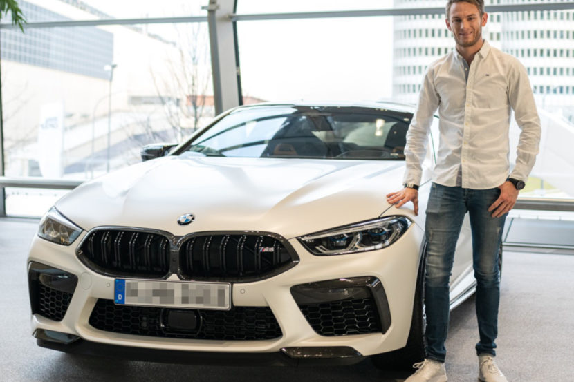 BMW M8 Competition Marco Wittmann M Performance 01 830x553