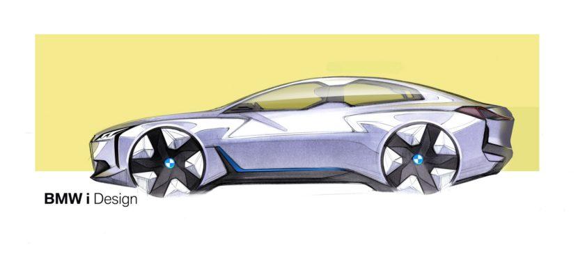 BMW i Vision Dynamics concept 2 830x375