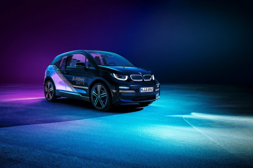 BMW i3 Urban Suite for CES 2020 Las Vegas 2 830x553