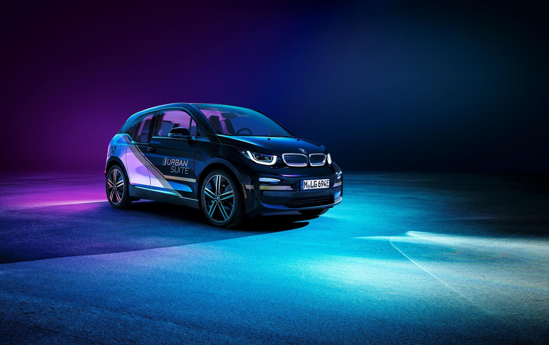 BMW i3 Urban Suite for CES 2020 Las Vegas 2