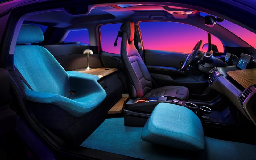 BMW i3 Urban Suite for CES 2020 Las Vegas 830x517