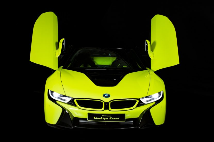 BMW i8 Roadster LimeLight Edition 4 830x553
