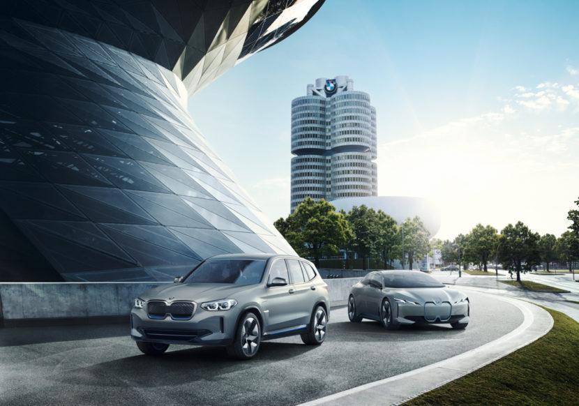 BMW iX3 Battery Electric 3 830x582