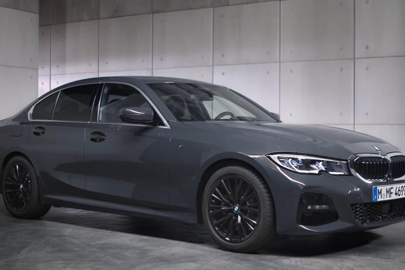 Dravit Gray BMW 330 PHEV G20 1 830x553