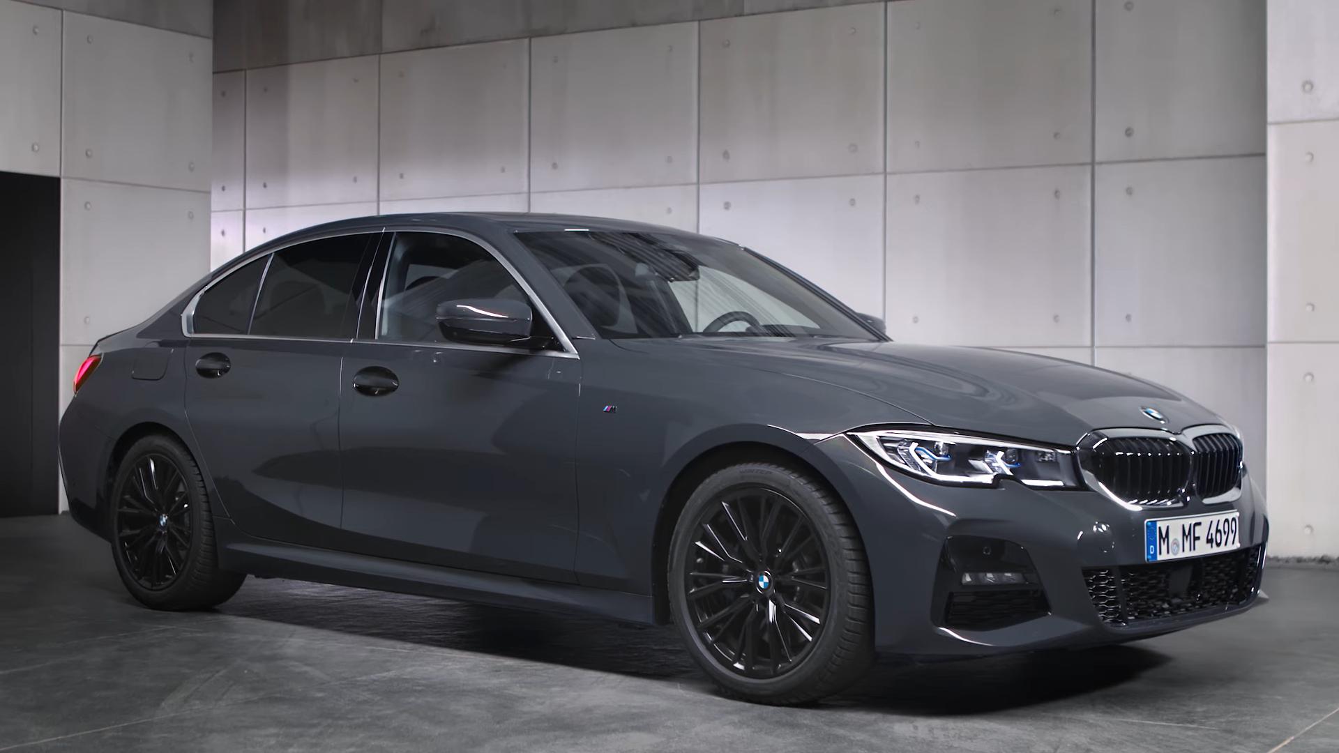 Dravit Gray BMW 330 PHEV G20 1