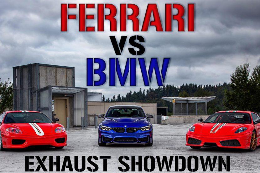 Ferrari 360 Challenge Stradale vs. BMW M3 CS 00 830x553