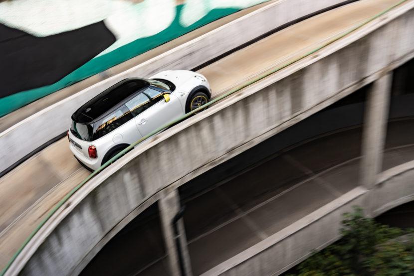 MINI Cooper SE Turin Italy 1 830x554