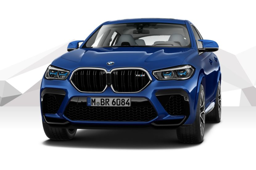 Marina Bay Blue BMW X6 M F96 5 830x553