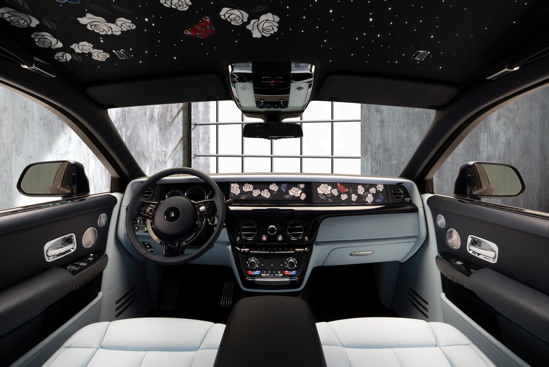Million Stitch Rolls Royce Phantom 5