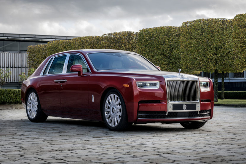 Rolls Royce Phantom RED 1 830x553