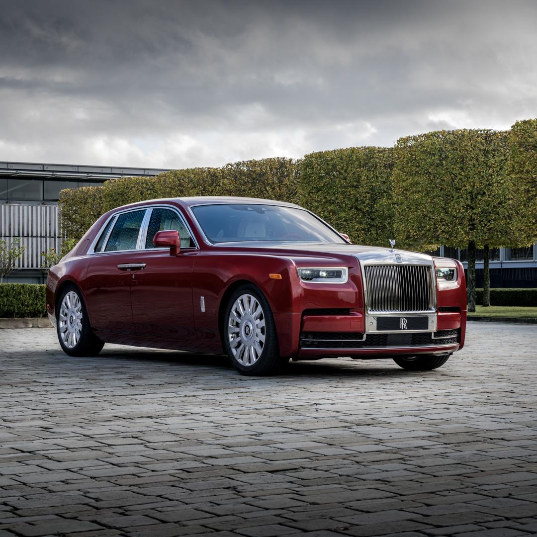 Rolls Royce Phantom RED 1