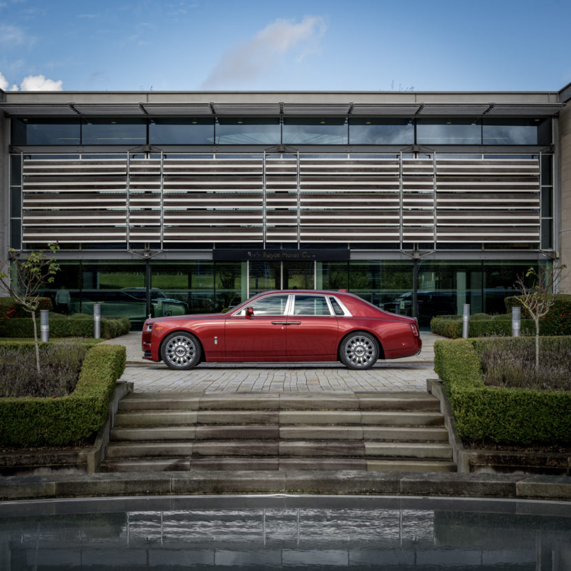 Rolls Royce Phantom RED 8 830x830