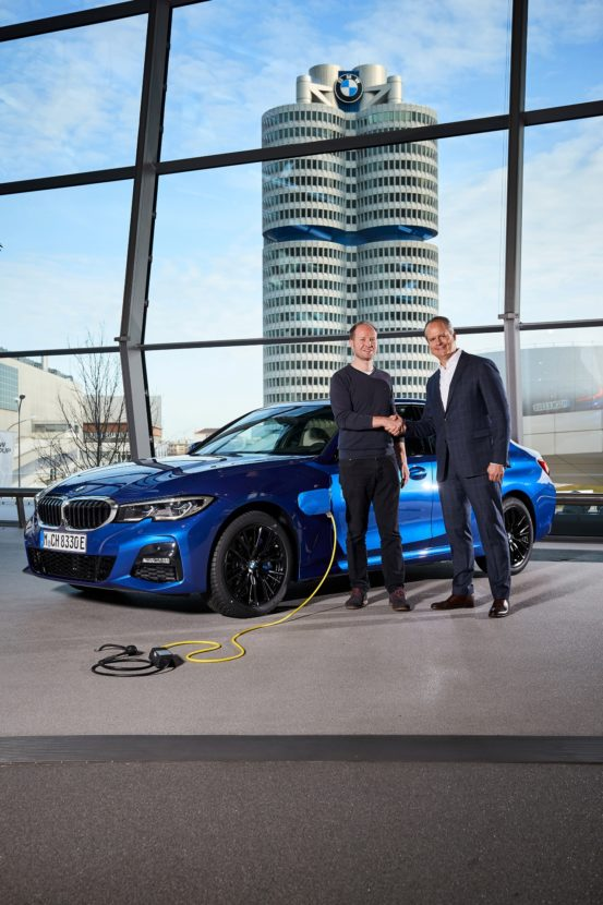 The 500000th BMW Group electrified vehicle delivered 1 553x830