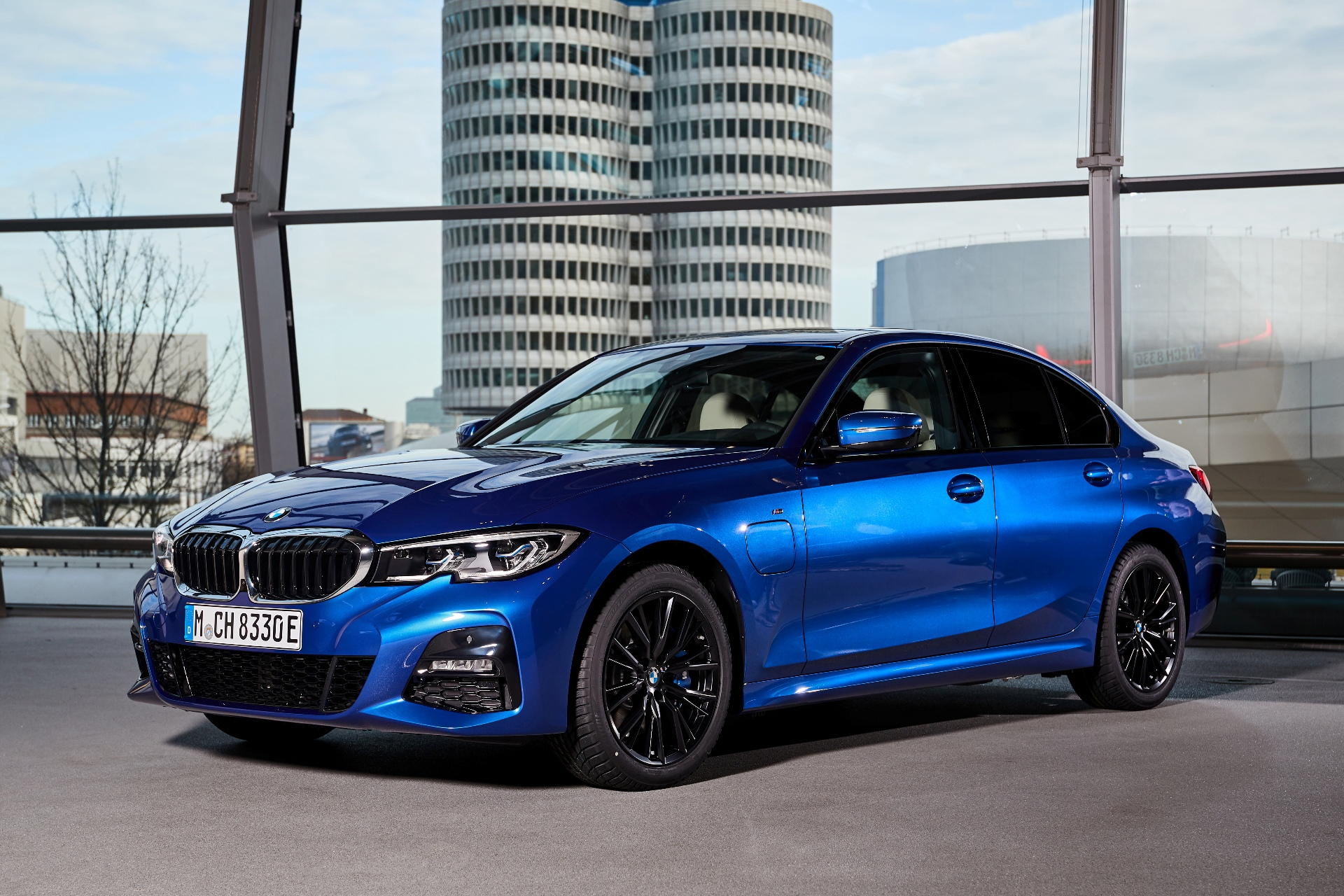 The 500000th BMW Group electrified vehicle delivered 5