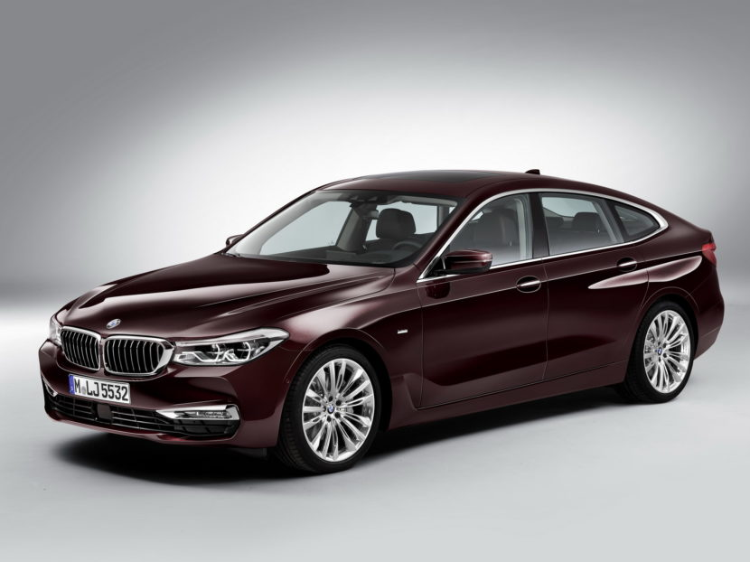 The New BMW 6 Series GT G32 1 830x622