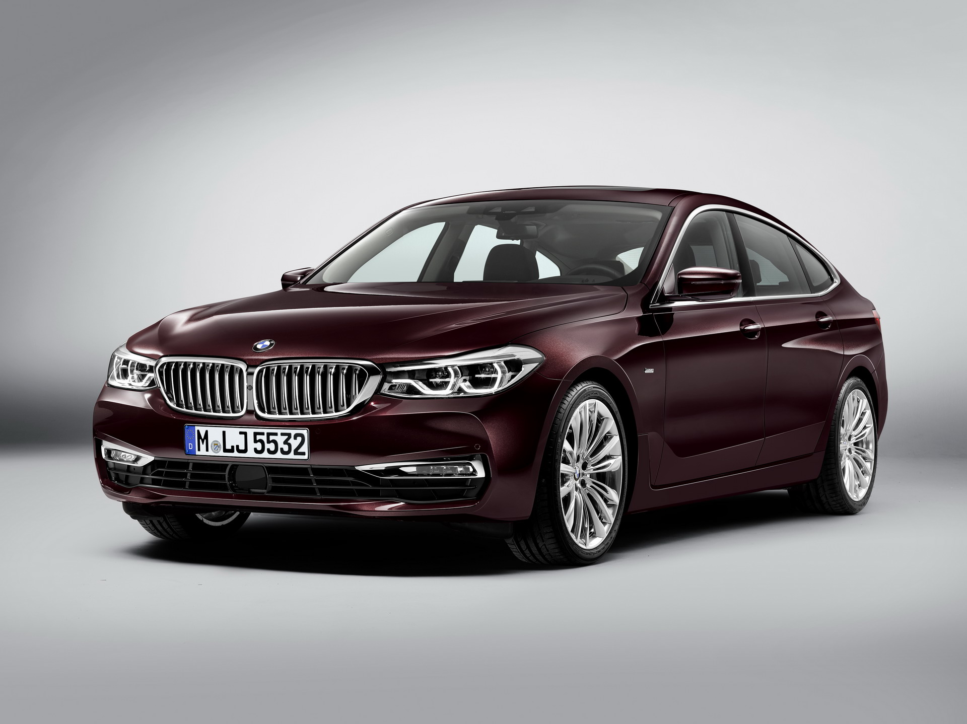 The New BMW 6 Series GT G32 2