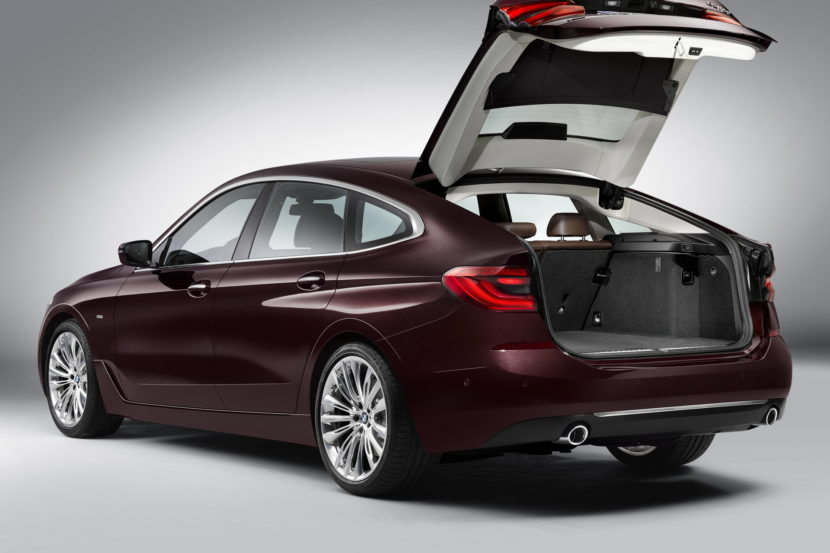 The New BMW 6 Series GT G32 4 830x553