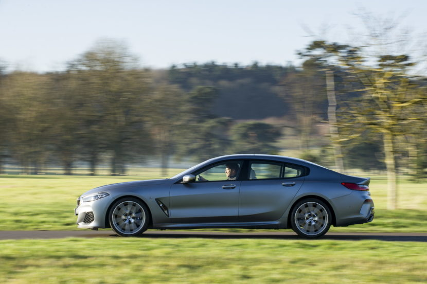 The New BMW 8 Series Gran Coupe UK 2 830x552