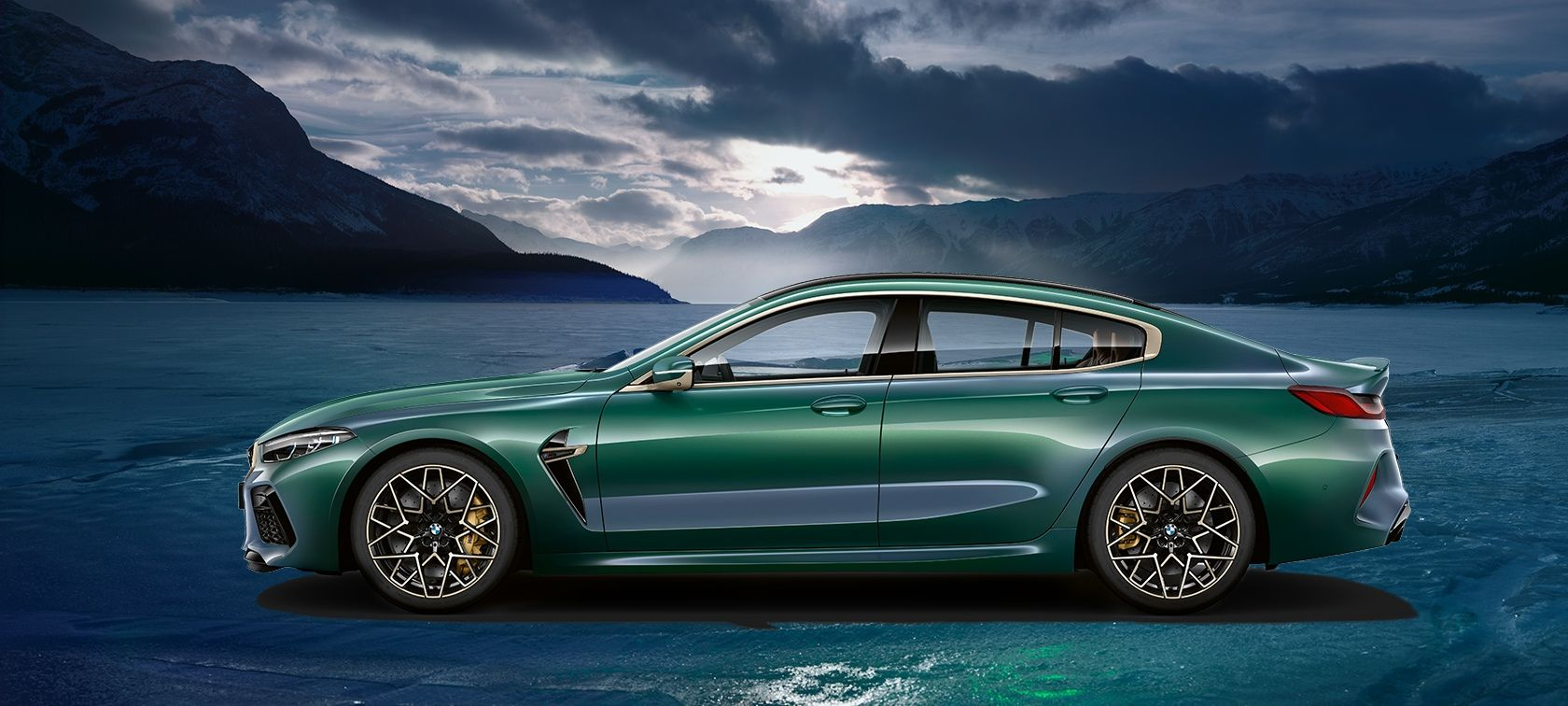 The New BMW M Gran Coupe First Edition 13