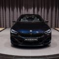 The New BMW M850i xDrive Gran Coupe in Carbon Black 22 120x120