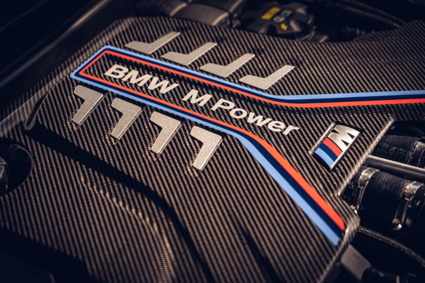 The new BMW M8 Competition Models UK 30 830x553