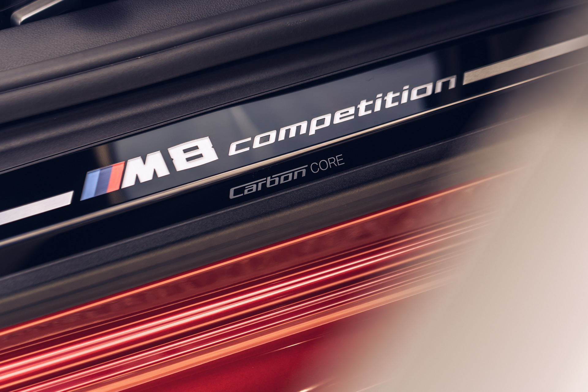 The new BMW M8 Competition Models UK 33